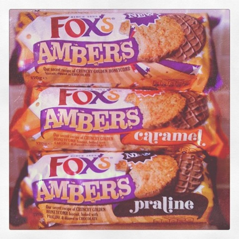 #6 Free Fox's Ambers biscuits to taste