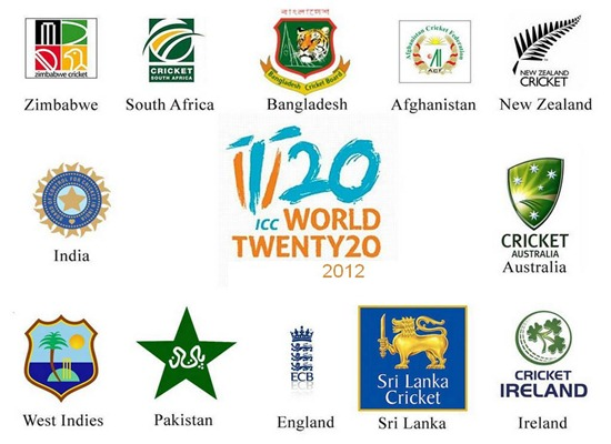 Watch Online Live Score T20 World Cup 2012 | ICC T20 World Cup Schedule 2012 | twenty-twenty world cup teams