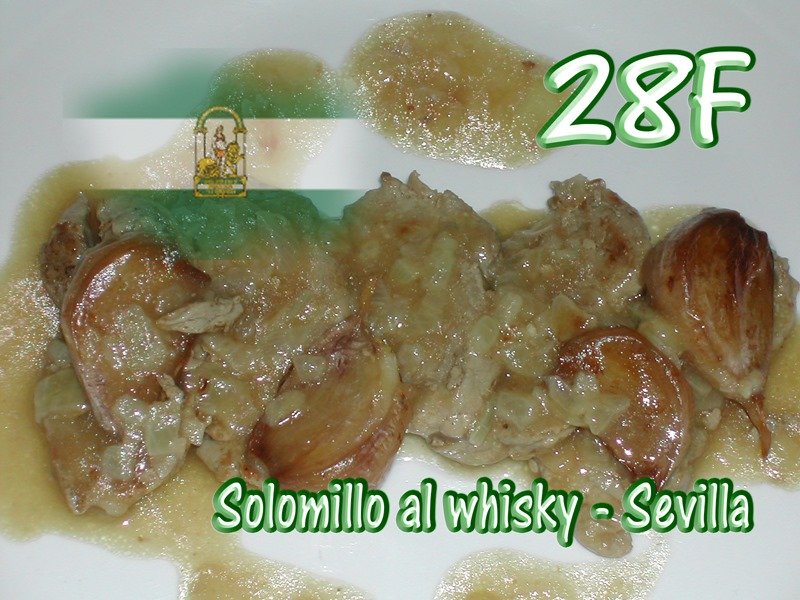 Solomillo Whisky 28F