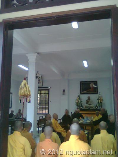 tang lễ hòa thượng Thích Minh Châu - 47