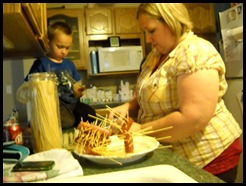 Hot Dogs and Spagetti noodles (2) (Medium)