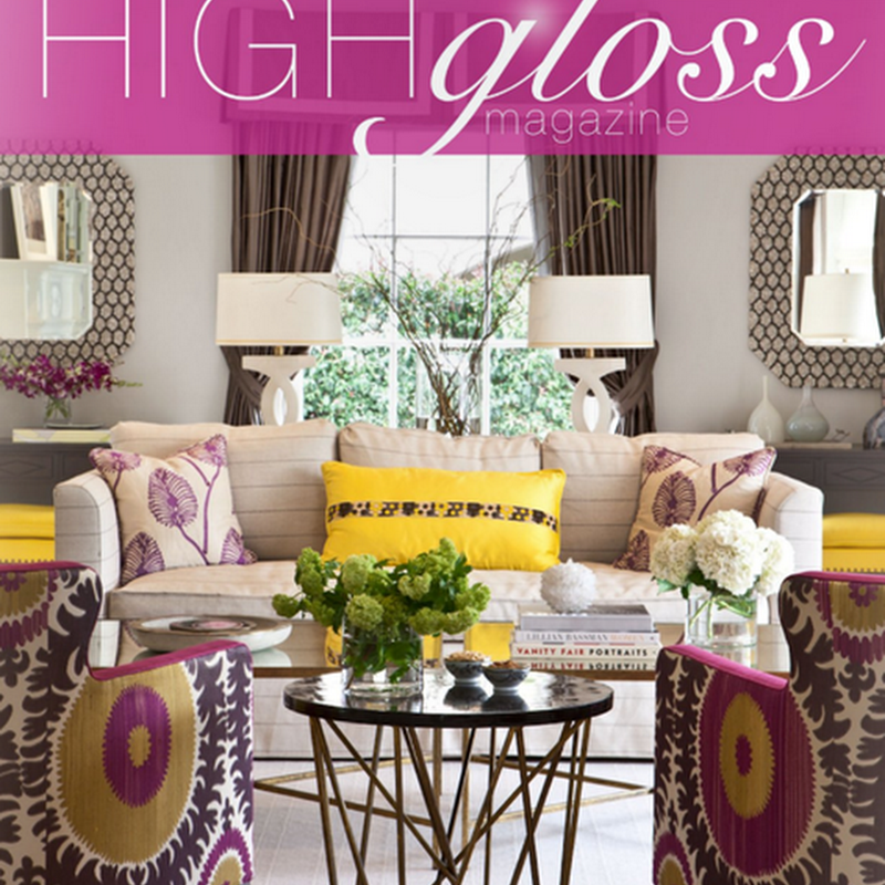 High Gloss Issue 3 is Here!