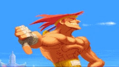 Street Fighter Alpha 2, Finais, Adon