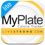 Myplate lite icon