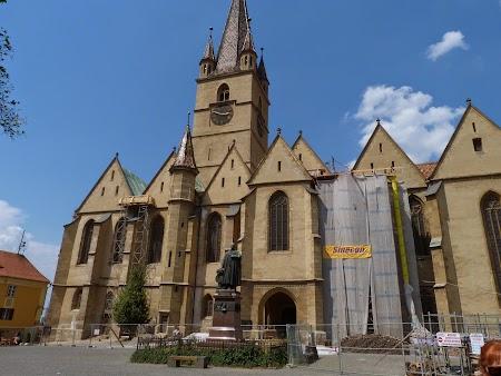 02. Catedrala evanghelica din Sibiu.JPG