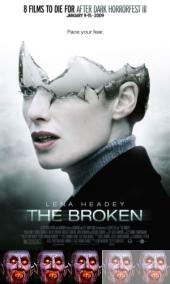 broken B-