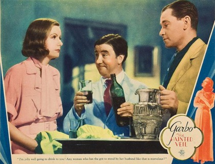 GRETA GARBO THE PAINTED VEILA 1934 015
