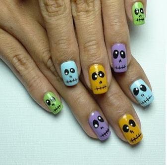 Halloween-nail-art-4