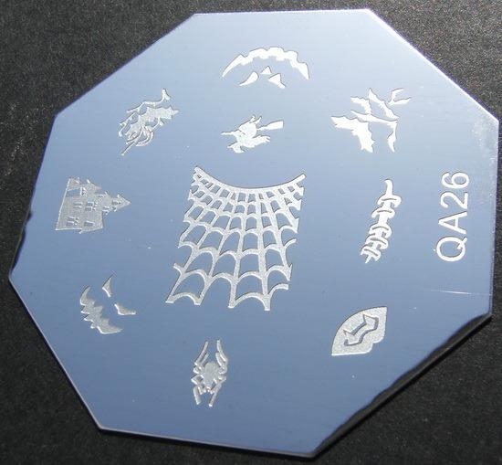 QA26 plate