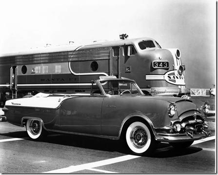 1954 packard carribean Super Chief