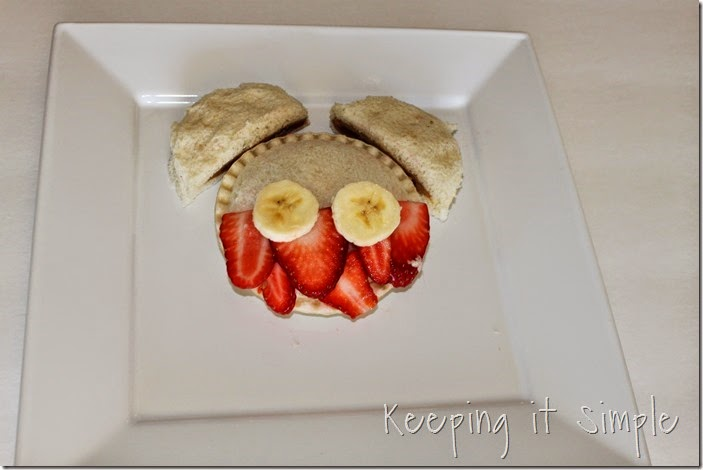 Mickey and Minnie Mouse Sandwiches (5)