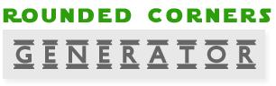 rounded corners generator