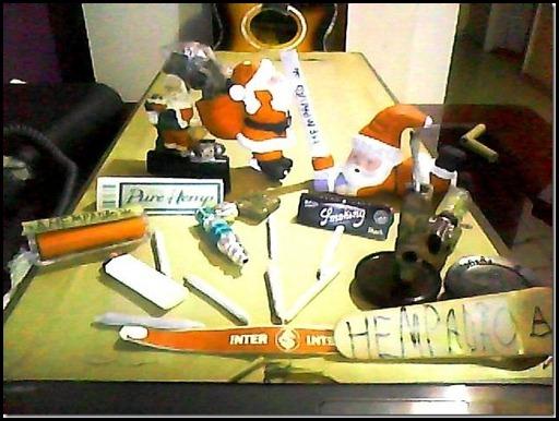 promoção natal hempadão 2011
