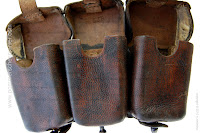 WWI Ammunition Pouches