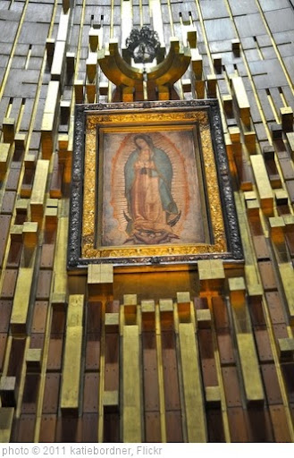 'La Virgin de Guadalupe' photo (c) 2011, katiebordner - license: http://creativecommons.org/licenses/by/2.0/
