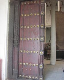 largest door