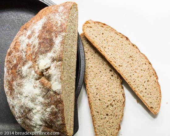 Whole Grain Saturday Bread