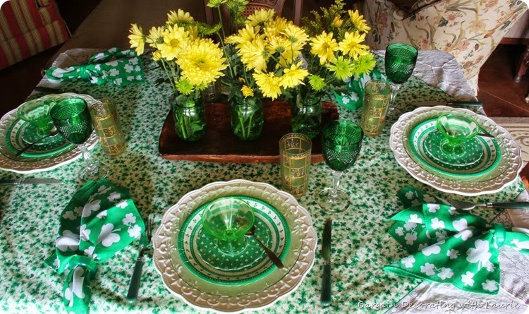 ST PATRICK TABLE 8