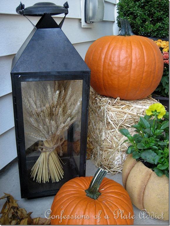 wheat lantern