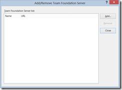TFS_AddRemoveServer