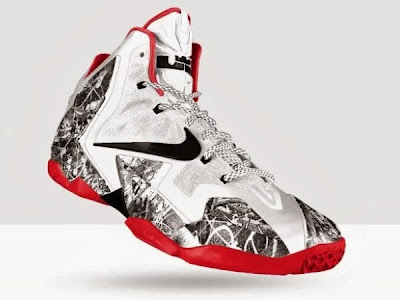 nike lebron 11 id graffiti 1 02 NIKEiD LeBron XI Graffiti Option Unveiled Due to System Glitch