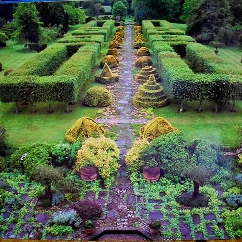 The Thyme Walk - Highgrove