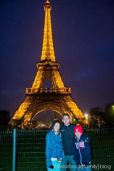 First Day in Paris-Eiffel Tower blog-35