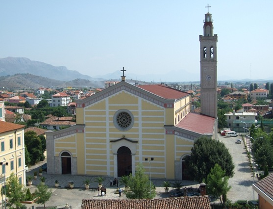 St_Stephens_Catholic_Cathedral-Shkoder-Albania
