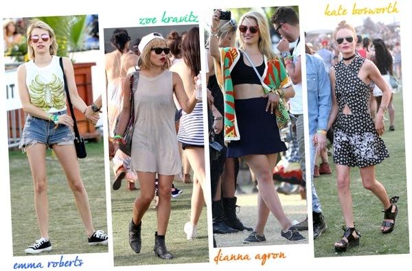 Looks famosas Coachella 2014 04 - Dianna Agron