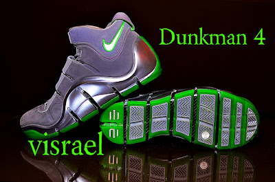 nike zoom lebron 4 pe real dunkman 1 03 The Real Dunkman Version of the Nike Zoom LeBron IV