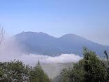 Gunung Raung from the path to Kawah Ijen (Daniel Quinn, July 2010)