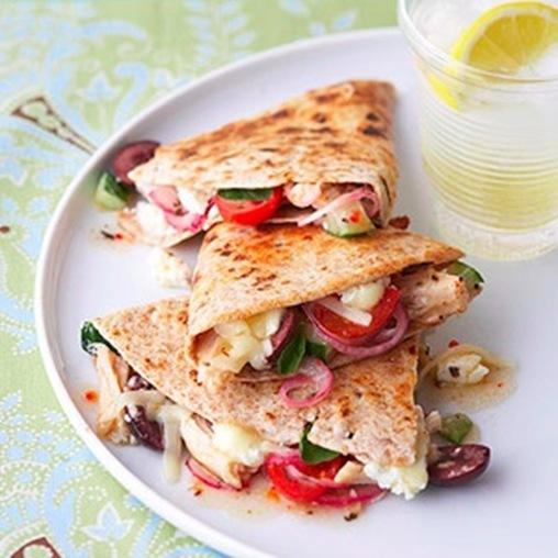 Greek tortilla