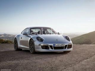 La Porsche 911 Carrera GTS 2014 dévoilée hier