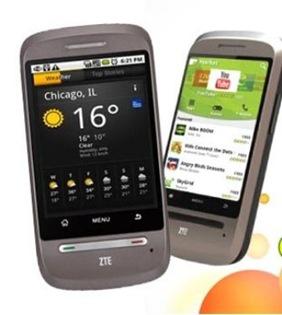 <strong>Handphone Android Termurah ZTE - FREDDO V852</strong>