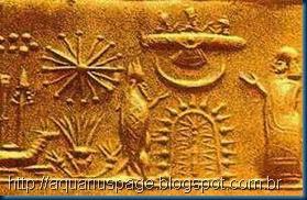 Naves-Deuses-Sumerios