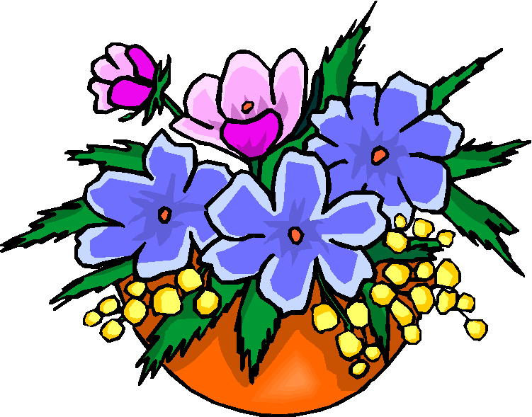 Flowers In A Vase Clipart Images & Pictures - Becuo: becuo.com/flowers-in-a-vase-clipart