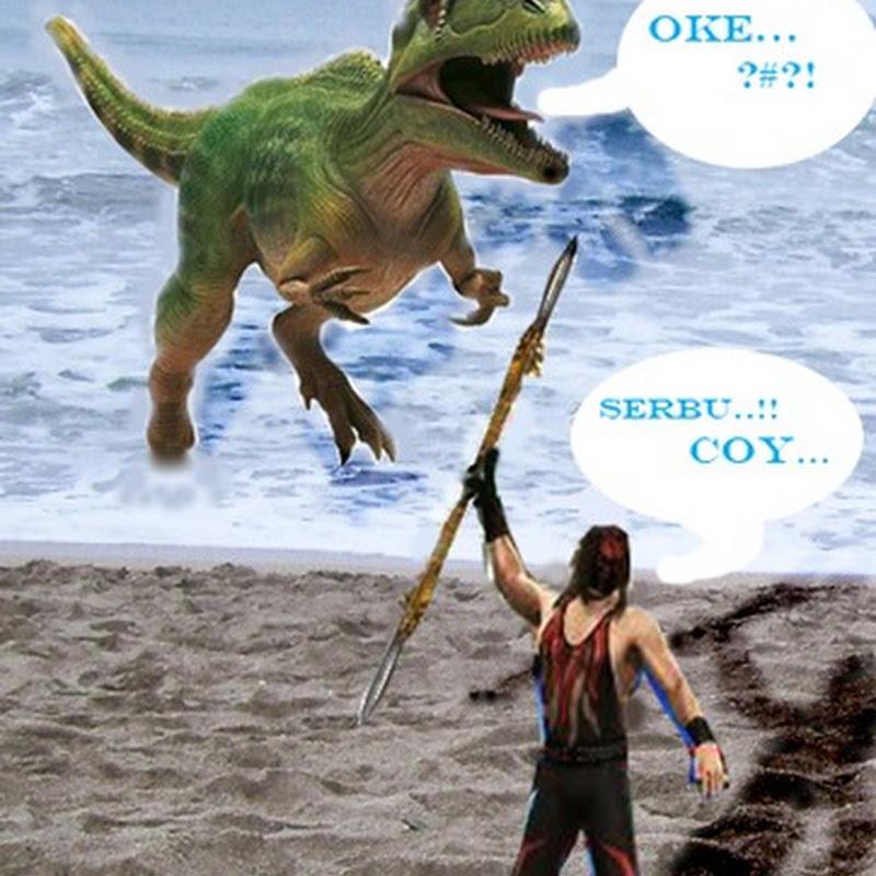 Gambar Konyol Terbaru 2012 — Dino Ngamuk
