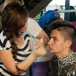 Maig 2013 - Shrek - Maquillatges