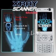 Descargar X-Ray Scanner para celulares gratis