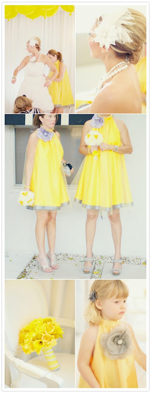 Semplicemente Perfetto yellow-grey-palms-springs-wedding-3