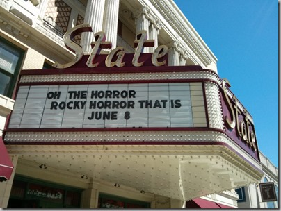 State Theater Rocky Horror