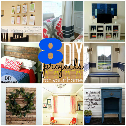 8 DIY Projects for your Home at GingerSnapCrafts.com #linkparty #features #gingersnapcrafts_thumb[3]