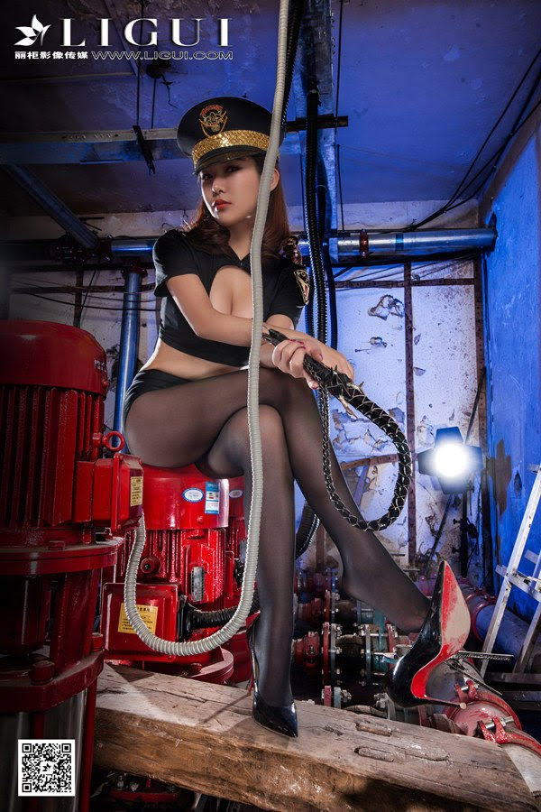[LiGui]丽柜 2016-06-02 时尚写真 文静Real Street Angels