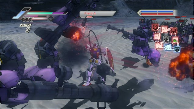 Dynasty Warriors: Gundam 3