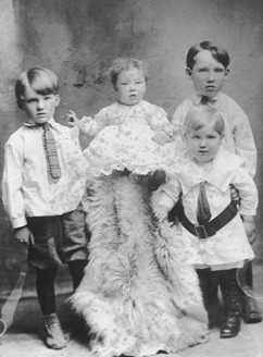 Charles Richard Pulsipher, Belma Agnes Pulsipher, Robert LeRoy Pulsipher & William Afton Pulsipher