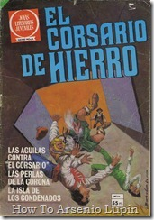 P00056 - 56 - El Corsario de Hierro  Serie Roja.howtoarsenio.blogspot.com #56