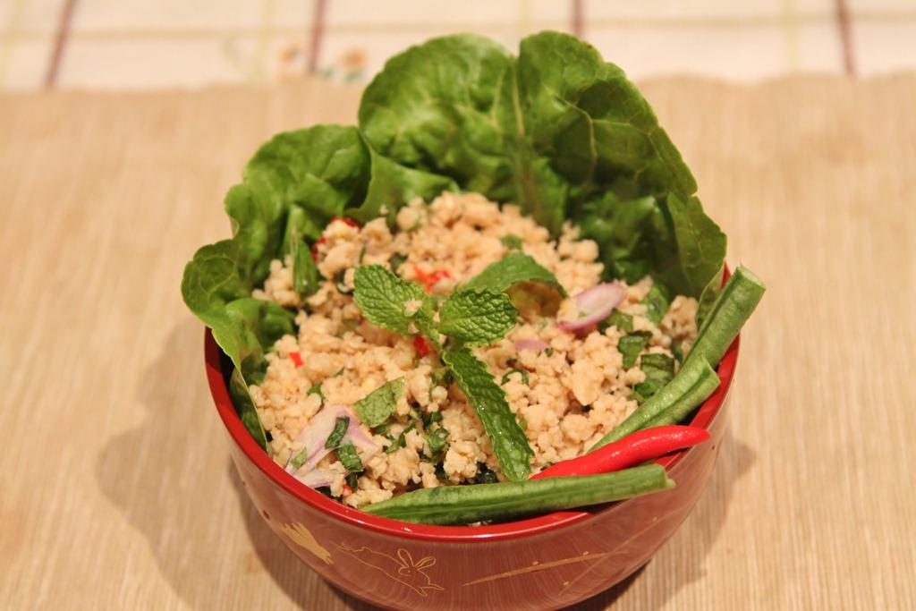 Lab Thái chay – Tuệ Lan
