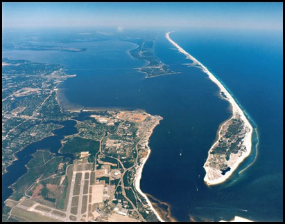 Gulf-Islands-National-Seashore -Fort-Pickens -Aerial_01