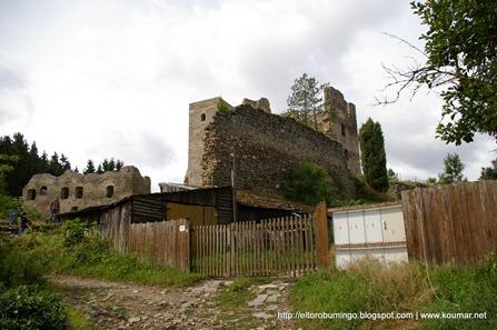 Rokstejn Castle