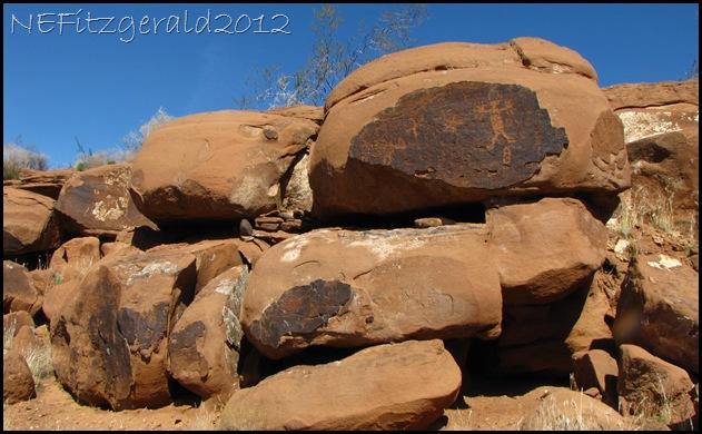 IMG_1046 Petroglyphs  WeatheringOr Vandalism